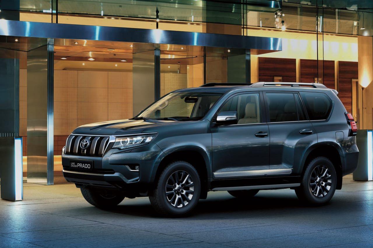 Prado – Toyota (Nigeria) Limited